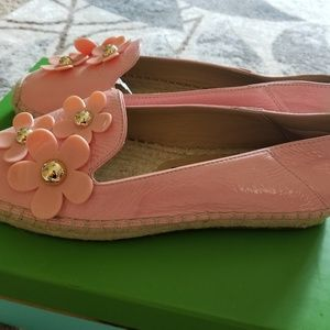 Marc Jacobs pink  Daisy Espadrilles 8.5NWT